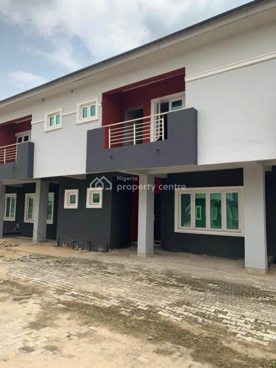 Three Bedroom Duplex on 85% Completion, Meridian Park Estate, Gra, Isheri North, Lagos, Detached Duplex for Sale