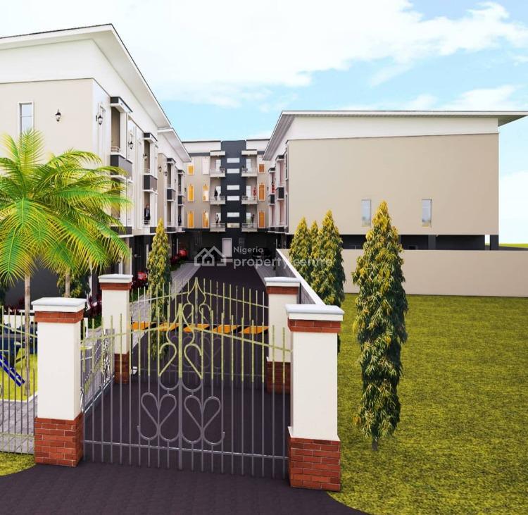 Allex and Bill 13 Terraces of 4 Bedrooms, Alpha Beach Road, Lekki Expressway, Lekki, Lagos, Terraced Duplex for Sale
