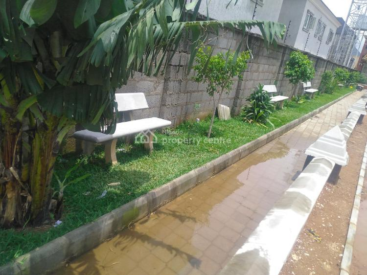 Appealing 4 Bedroom Terraced Duplex with Bq, Jahi, Abuja, Terraced Duplex for Sale