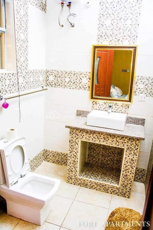 Enchanting 2 Bedroom Apartment, Lekki Phase 1, Lekki, Lagos, Flat Short Let