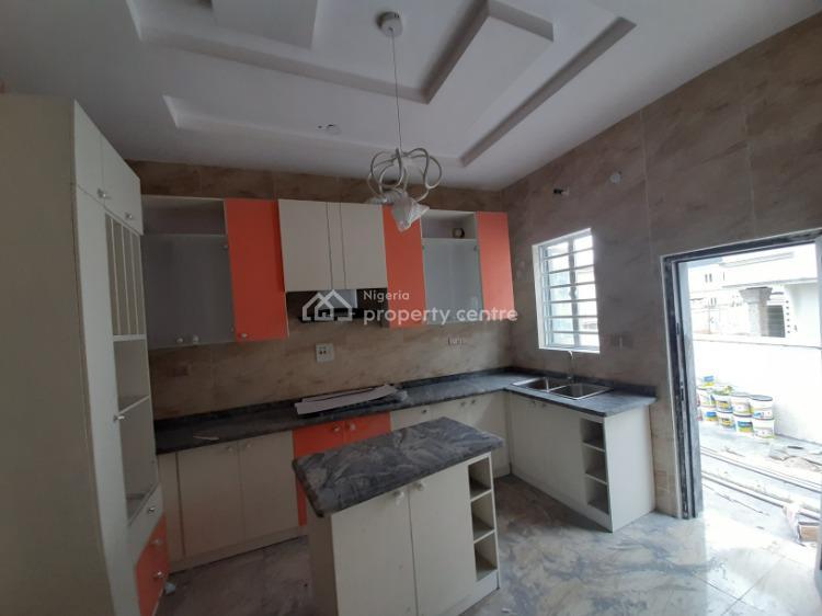 Tastefully Finished 4 Bedroom Fully Detached Duplex with a Room Bq, Thomas Estate, Ajah, Lagos, Detached Duplex for Sale