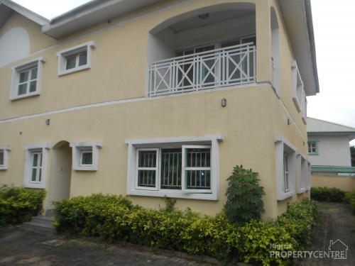 For Rent 4 Bedroom Duplex With Bq Close To Vgc Lekki Lagos Vgc Lekki Lagos 3 Beds 4 Baths
