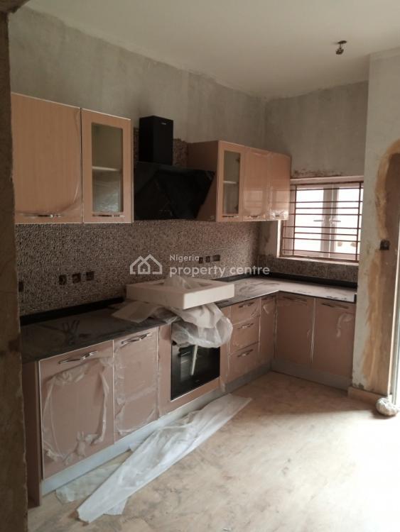 a Newly Built 4 Bedrooms Terrace Duplex Plus Bq, Abonyi Street Off Adelabu Street, Adelabu, Surulere, Lagos, Terraced Duplex for Sale