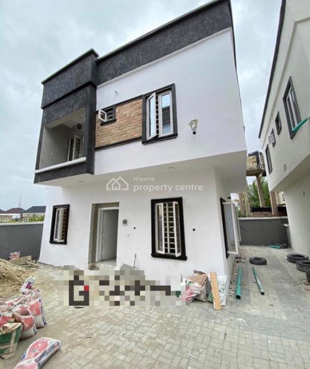 Newly Built  4 Bedroom Fully Detached Duplex with a Room Bq, Ikota, Lekki, Lagos, Detached Duplex for Sale
