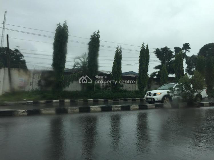 a Warehouse on an Expanse of Land Measuring 10,590.185 Square Metres, Along Oregun Road, Ikeja, Lagos, Warehouse for Sale