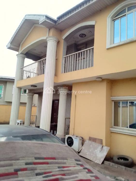 a 5 Bedroom Detached Duplex with a 2 Nos 2 & 3 Bedrooms Flats, Maplewood Estate, Oko Oba Govt Scheme, Agege, Lagos, Detached Duplex for Sale