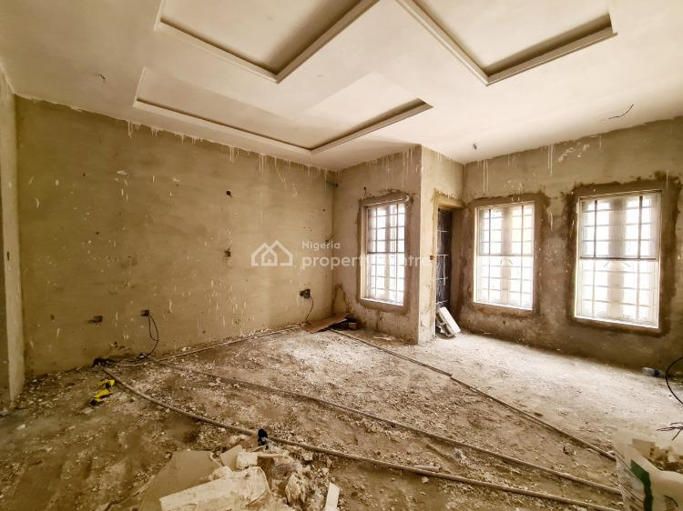 4 Bedrooms Terraced House with Bq (carcass), Atlantic View Estate, Lekki, Lagos, Terraced Duplex for Sale