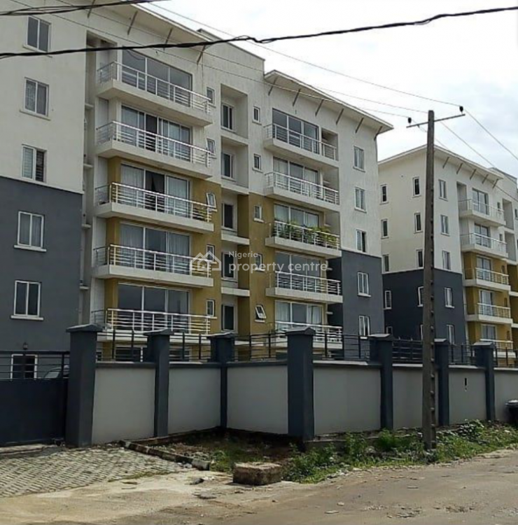 Luxury 3 Bedrooms Apartment with C of O in a Secured & Gated Estate, Surulere, Lagos, Flat for Sale