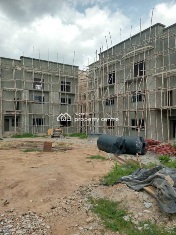 4 Bedroom Terraced Duplex, Diplomatic Zone, Katampe Extension, Katampe, Abuja, Terraced Duplex for Sale