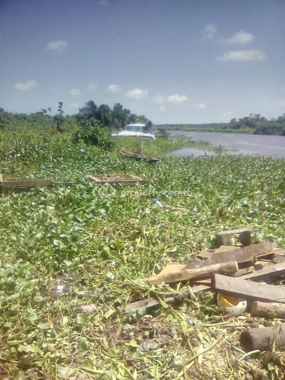 100 Acres of Water-front Land, Lagos-badagry Expressway, Agbara-igbesa, Lagos, Commercial Land for Sale