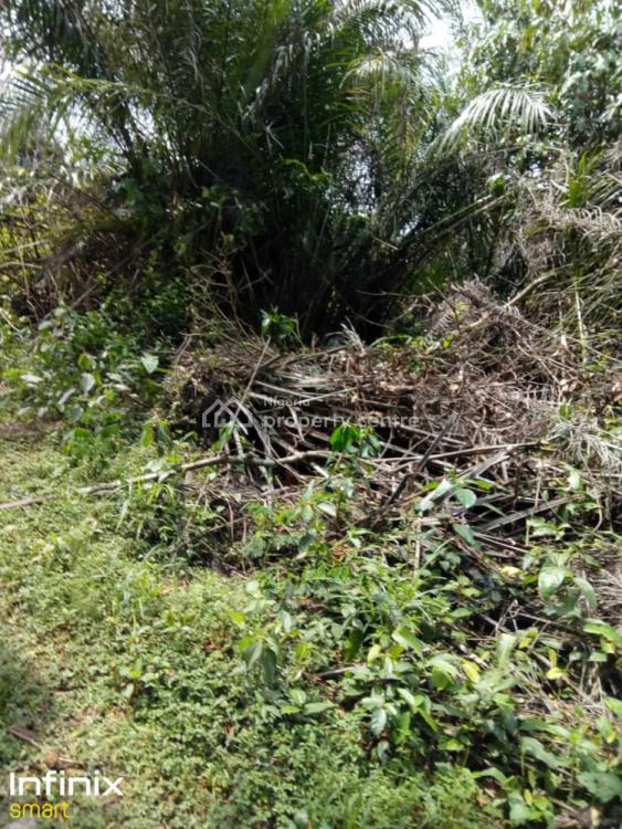 2 Plots Corner Piece Land, Port Harcourt, Rivers, Residential Land for Sale