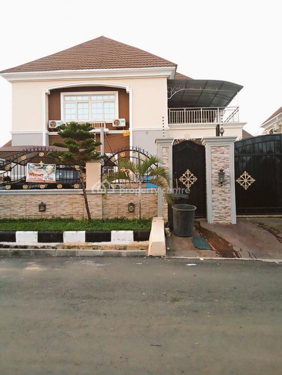 Luxury 5 Bedroom Duplex with 2 Rooms Bq, Gwarinpa, Abuja, Detached Duplex for Sale