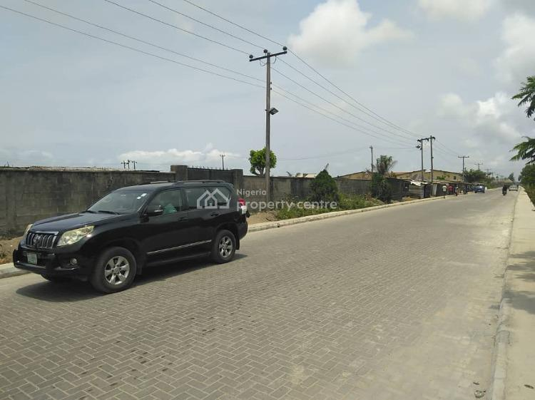 Fenced Bare Land., Pearl Garden Estate Road, Off Monastery Road.., Lekki, Lagos, Residential Land for Sale