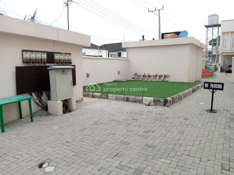 Brand New 4 Bedroom Terrace Duplex, Ochid Road, Lafiaji, Lekki, Lagos, Terraced Duplex for Sale
