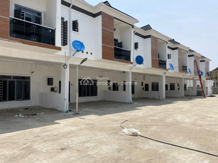 4 Bedroom Terrace Duplex with Bq and a Pool, Off Orchid Hotel Rd, Lekki, Lagos, Terraced Duplex for Sale