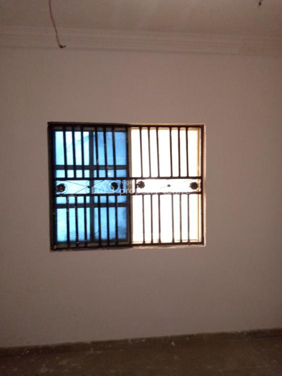 Ensuite Two Bedroom Flat with All Round Pop Finishing, Abule Egba, Agege, Lagos, Flat for Rent