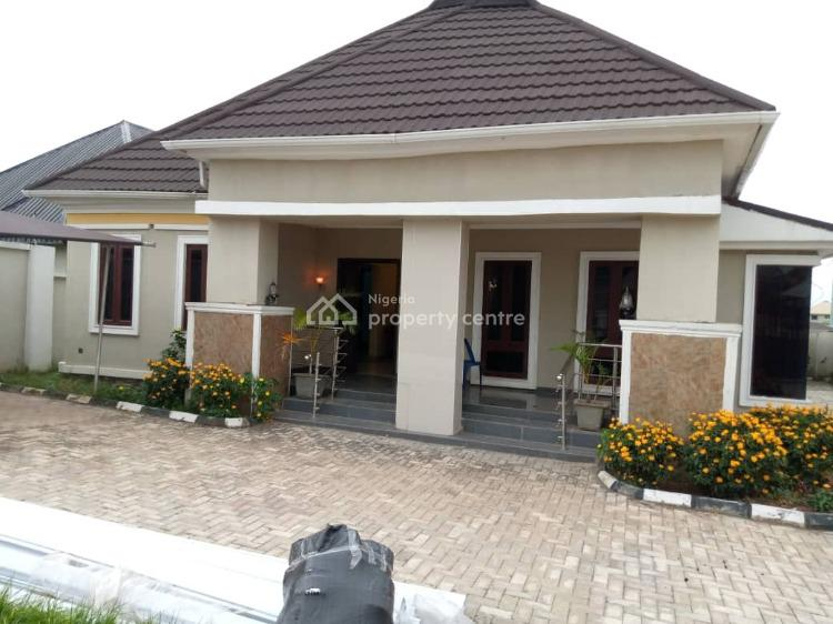 a 4 Bedroom Detached Bungalow with All Necessary Facilities, Bethel Estate, Akure, Ondo, Detached Bungalow for Sale