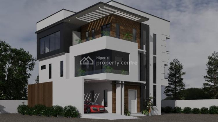 5 Bedroom Fully Detached Duplex with Installmental Payment, Close to Richmond Estate, Ikate, Lekki, Lagos, Detached Duplex for Sale