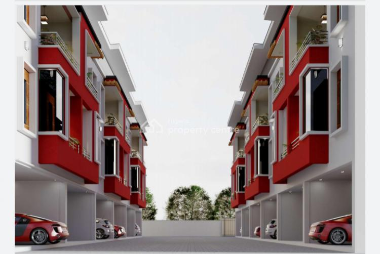 Luxury Built 5 Bedroom Terrace Triplex, Ikate, Lekki, Lagos, Terraced Duplex for Sale