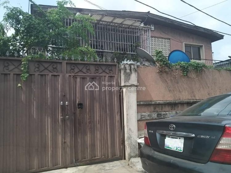 a Block of 5 Flats on 500sqm Land, Ilupeju Estate., Ilupeju, Lagos, Block of Flats for Sale