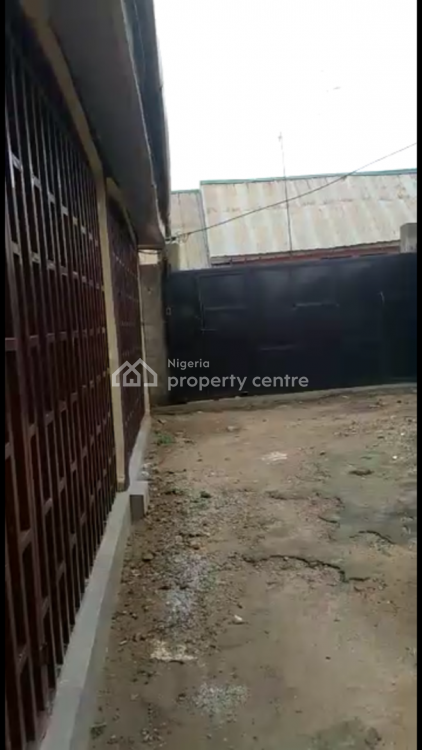 2 Units of 1 Bedroom Flat with Ample Space to Build Bungalow, New Nyanya By White House, Nyanya, Abuja, Detached Bungalow for Sale