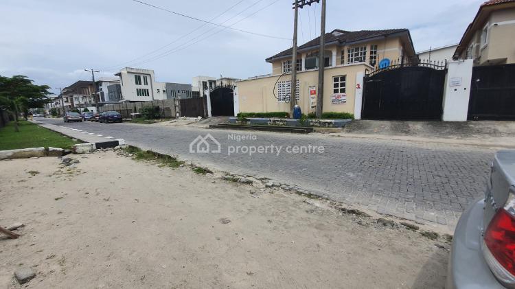 Grab This Offer of a Lifetime - 5 Bedroom Semi-detached Triplex, Meadow Hall Way, Ikate, Lekki, Lagos, Semi-detached Duplex for Sale
