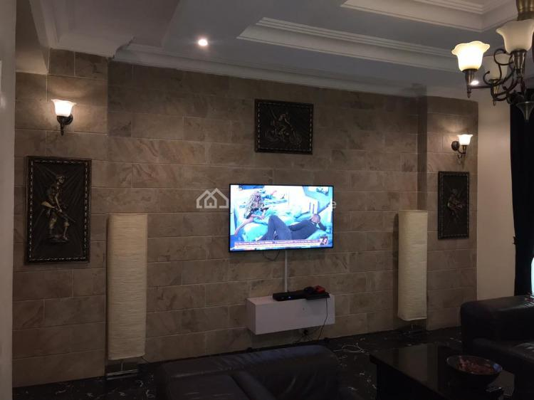3 Bedroom Duplex, Party House, Chevron, Lekki, Lagos, Detached Duplex Short Let