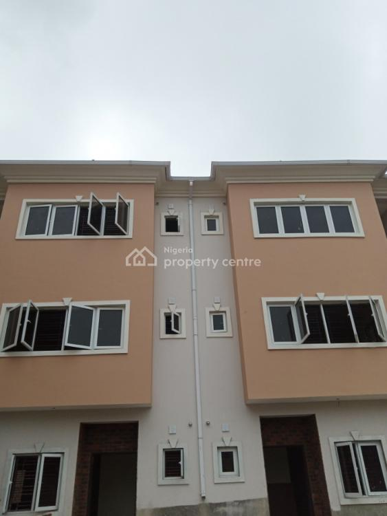 Nice and Well Finished 4 Bedroom Terrace Duplex with Bq, Adelabu, Surulere, Lagos, Terraced Duplex for Sale