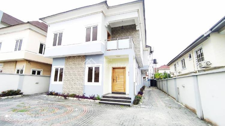 Massive 5 Bedroom Fully Detached Duplex, Lekki Phase 1, Lekki, Lagos, Detached Duplex for Rent