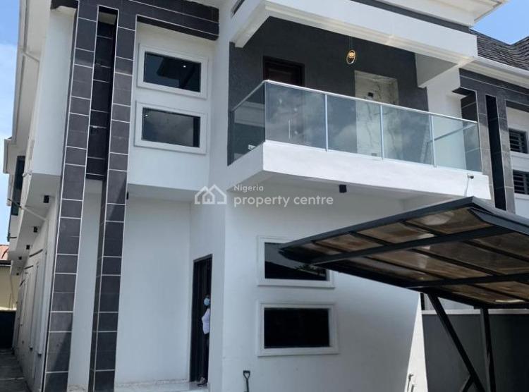 5 Bedroom Fully Detached House with 2 Rooms Boys Quarter, Lekki Phase 1, Lekki, Lagos, Detached Duplex for Sale