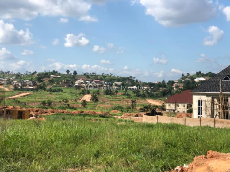 Sharp Plot of Land in a Fast Developing Layout (plot 441), Golf Annex, Gra, Enugu, Enugu, Residential Land for Sale