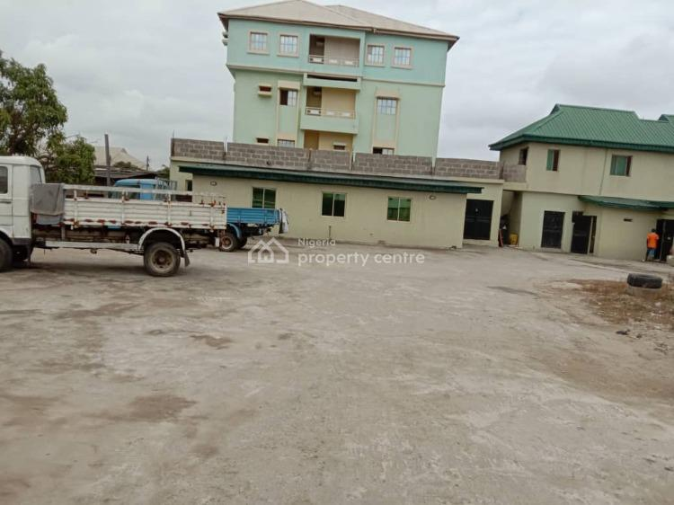 Pure Water Factory, Opposite Gks Chevron, Agbabiaka Street, Okota, Isolo, Lagos, Factory for Sale