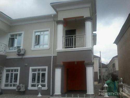For Sale A 3 Bedroom Duplex In Minima Estate Ikeja Along Minima Estate Ikeja Lagos 3 Beds