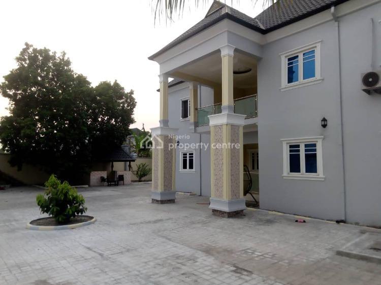 Tastefully Finished Detached 5 Bedroom Duplex on 2 Plots, Rumuigbo, Port Harcourt, Rivers, Detached Duplex for Sale