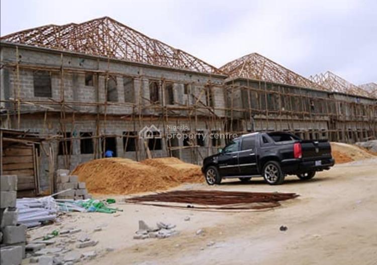4 Bedrooms Semi Detached  Duplex, Tartiana Court, Ikota, Lekki, Lagos, Semi-detached Duplex for Sale