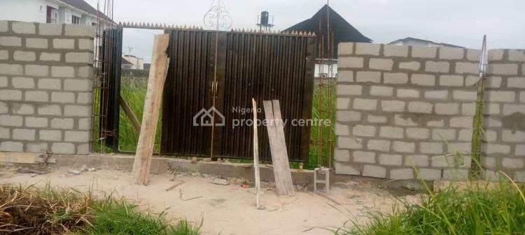 Two Plots of Land (670sqm Each) in a Fully Developed Eatate, Atlantic View Estate, Opposite Chevron, Igbo Efon, Lekki, Lagos, Residential Land for Sale