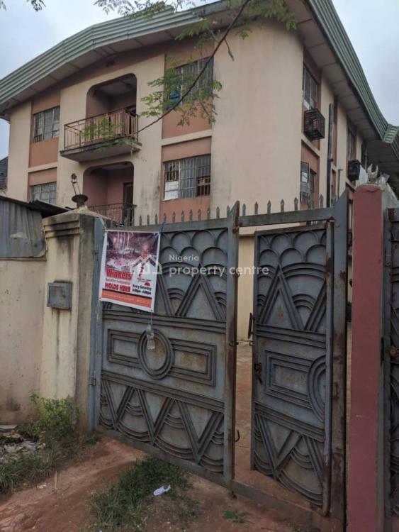Block of 6 Unit of 3 Bedroom  Flat, Oko Oba, Ifako-ijaiye, Lagos, Block of Flats for Sale