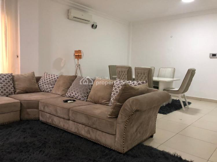 3 Bedroom Apartment with Excellent Furniture, Off Palm Springs, Ikate, Lekki, Lagos, Flat Short Let
