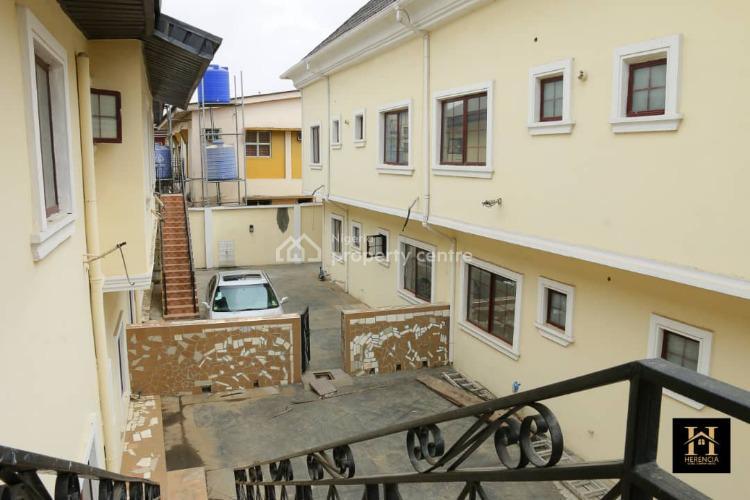 Luxuriously Finished 8 Units of Flats., Adeyemo Akapo, Omole Phase 1, Ikeja, Lagos, Flat for Sale