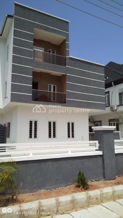 Perfection 5 Bedrooms Detached Duplex with Swinming Pool & Cinema, County Estate, Lekki Phase 1, Lekki, Lagos, Detached Duplex for Sale