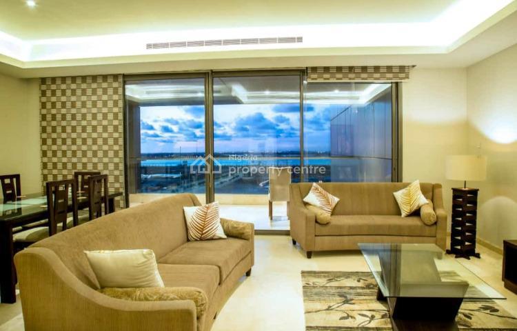 Well Furnished 3 Bedroom Apartment., Eko Atlantic., Victoria Island Extension, Victoria Island (vi), Lagos, Flat Short Let