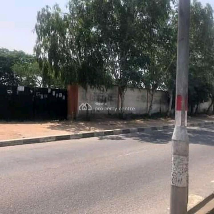 Standard 3900sqm Land Facing Major Express with C of O, Onigbongbo, Maryland, Lagos, Plaza / Complex / Mall for Sale