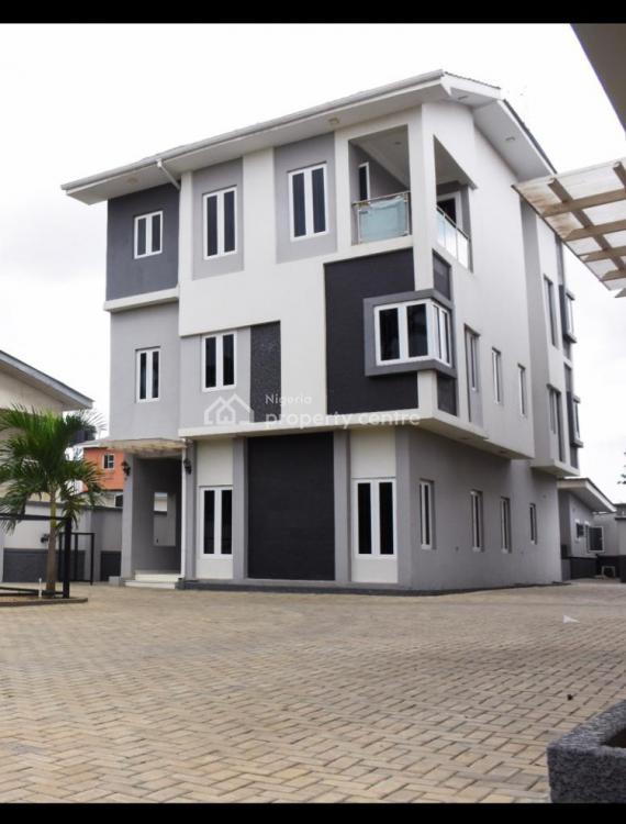 Fully Detached 4 Bedroom Duplex, Ikeja Gra, Ikeja, Lagos, Detached Duplex for Sale