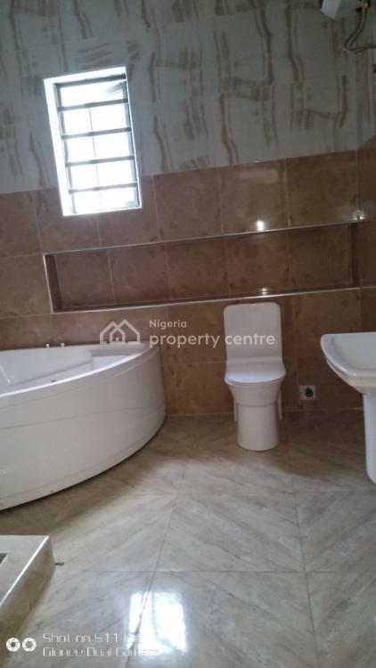 Modest 5 Bedrooms Detached Duplex Newly Built with Bq, By Oral Estate, Ikota, Lekki, Lagos, Detached Duplex for Sale