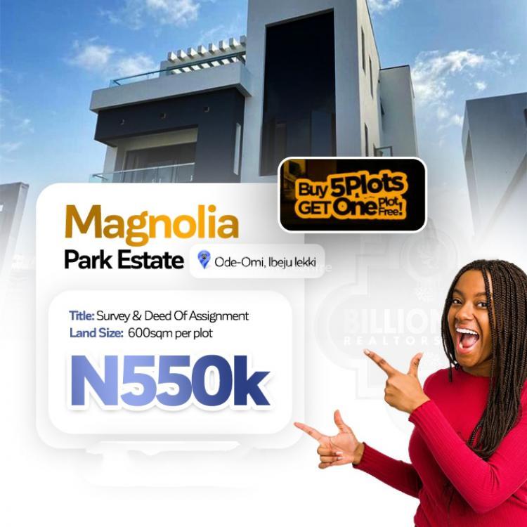 1 Plot of Land, Dangote Refinery, Akodo Ise, Ibeju Lekki, Lagos, Residential Land for Sale