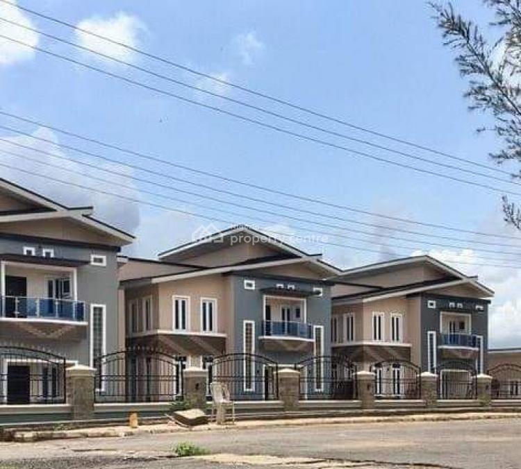 Terraced 4 Bedroom Duplex, Carlton Gate Estate, Akobo, Ibadan, Oyo, Terraced Duplex for Rent