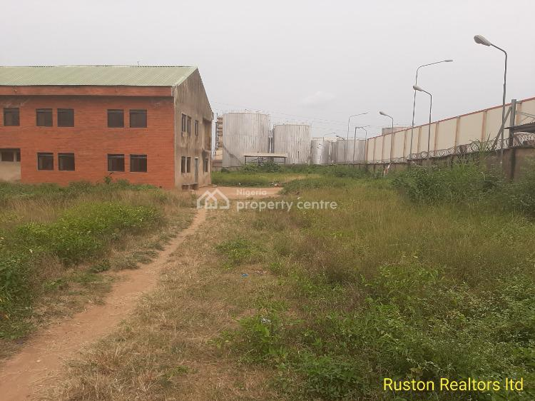Warehouse Measuring About 1,500sm on Large Expense of Land, Podo, Ibadan, Oyo, Warehouse for Rent