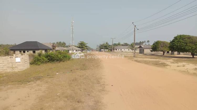 Affordable, Verified and Secured Land Facing The Beach, Solu Alade, Coastal Road, Eleko, Ibeju Lekki, Lagos, Mixed-use Land for Sale