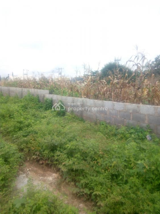 Land Measuring 1370sqm in a Good Location, Navy Qtrs, Kado, Abuja, Residential Land for Sale