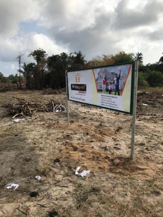 Affordable Dry Land in  a Serene Environment, Whitegold Gardens Estate, Folu Ise, Ibeju Lekki, Lagos, Mixed-use Land for Sale
